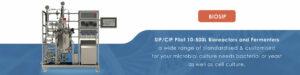 biosip bioreactors Kbiotech